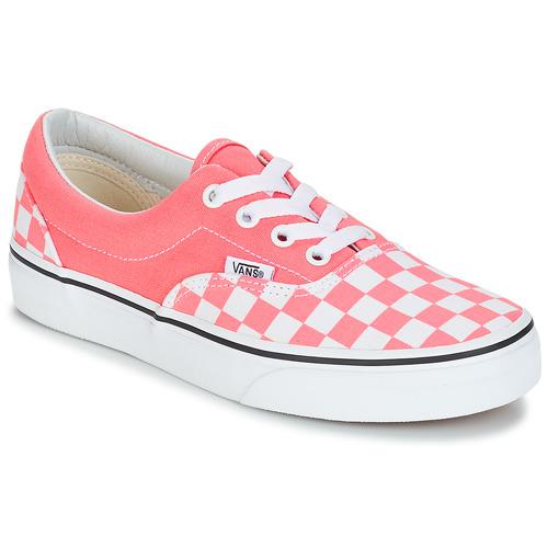 Παπούτσια Γυναίκα Χαμηλά Sneakers Vans ERA Ροζ