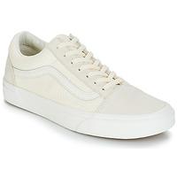 Παπούτσια Γυναίκα Χαμηλά Sneakers Vans OLD SKOOL Beige