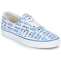 Παπούτσια Γυναίκα Χαμηλά Sneakers Vans ERA Άσπρο / Μπλέ
