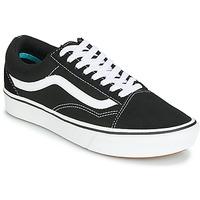 Παπούτσια Χαμηλά Sneakers Vans COMFYCUSH OLD SKOOL Black / Άσπρο