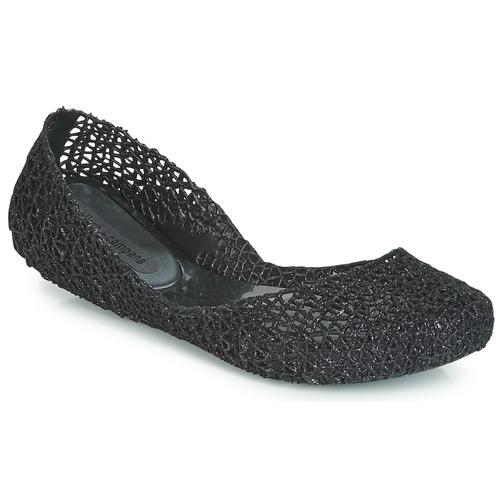Παπούτσια Γυναίκα Μπαλαρίνες Melissa CAMPANA PAPEL VII Black