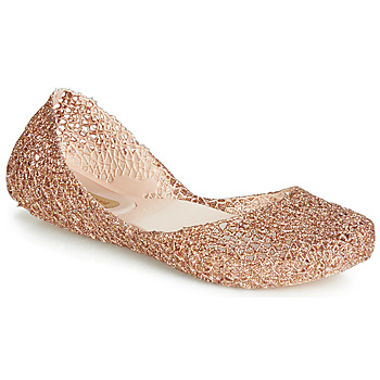 Παπούτσια Γυναίκα Μπαλαρίνες Melissa CAMPANA PAPEL VII Gold