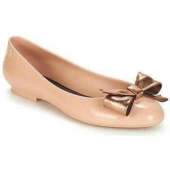 Παπούτσια Γυναίκα Μπαλαρίνες Melissa DOLL III Beige / Bronze