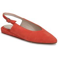Παπούτσια Γυναίκα Μπαλαρίνες Fericelli IKIRUA Red