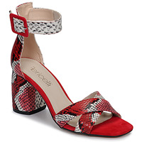 Παπούτσια Γυναίκα Σανδάλια / Πέδιλα Fericelli JEZI Red