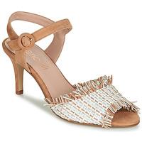 Παπούτσια Γυναίκα Σανδάλια / Πέδιλα Fericelli JAJILOU Beige