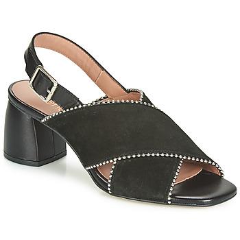 Παπούτσια Γυναίκα Σανδάλια / Πέδιλα Fericelli JARIANI Black