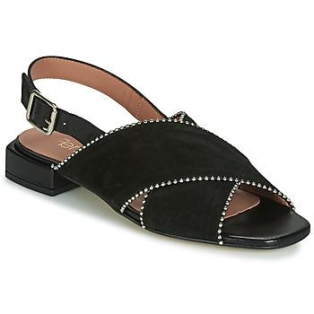 Παπούτσια Γυναίκα Σανδάλια / Πέδιλα Fericelli JANELLE Black