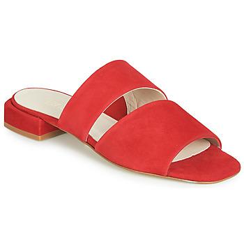 Παπούτσια Γυναίκα Τσόκαρα Fericelli JANETTE Red