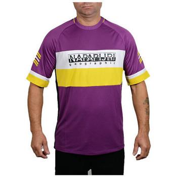 T-shirt με κοντά μανίκια Napapijri –