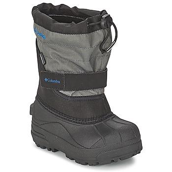 Μπότες για σκι Columbia CHILDREN POWDER BUG PLUS II ΣΤΕΛΕΧΟΣ: Ύφασμα & ΕΠΕΝΔΥΣΗ: Ύφασμα & ΕΣ. ΣΟΛΑ: Συνθετικό & ΕΞ. ΣΟΛΑ: Συνθετικό
