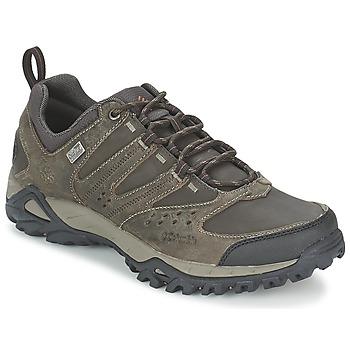 Παπούτσια Άνδρας Πεζοπορίας Columbia PEAKFREAK XCRSN LEATHER OUTDRY Earth