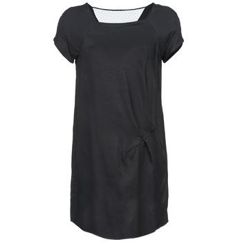 Υφασμάτινα Γυναίκα Κοντά Φορέματα One Step REVA Black