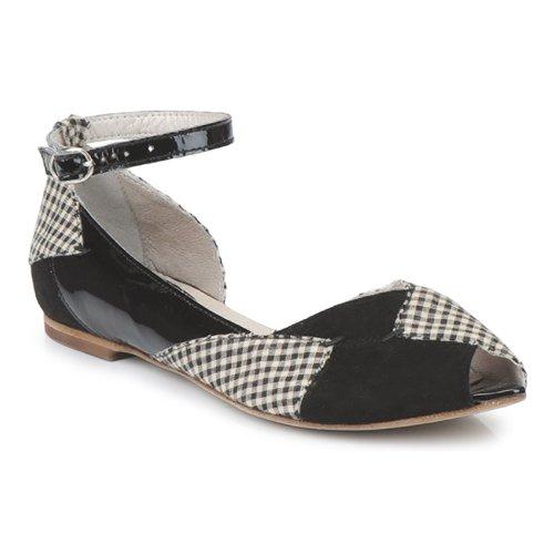 Παπούτσια Γυναίκα Μπαλαρίνες Mosquitos DELICE Black