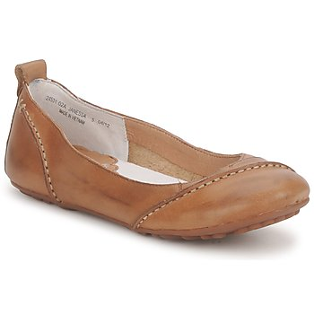 Παπούτσια Γυναίκα Μπαλαρίνες Hush puppies JANESSA Brown