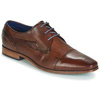 Παπούτσια Άνδρας Derby Bugatti TROISKATR Brown