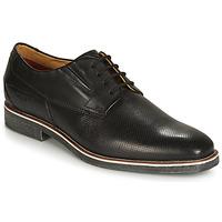 Παπούτσια Άνδρας Derby Bugatti TOUZEN Black