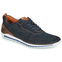 Παπούτσια Άνδρας Χαμηλά Sneakers Bugatti TIPPO Μπλέ