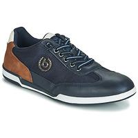 Παπούτσια Άνδρας Χαμηλά Sneakers Bugatti TIPPA Μπλέ