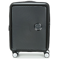 Τσάντες Valise Rigide American Tourister SOUNDBOX 55CM 4R Black
