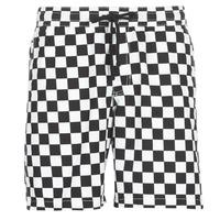 Υφασμάτινα Άνδρας Σόρτς / Βερμούδες Vans RANGE SHORT 18 Black / Άσπρο