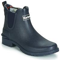 Παπούτσια Γυναίκα Μπότες βροχής Barbour WILTON Μπλέ