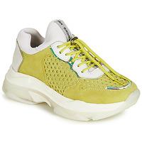 Παπούτσια Γυναίκα Χαμηλά Sneakers Bronx BAISLEY Yellow
