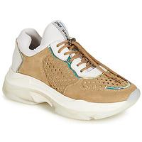 Παπούτσια Γυναίκα Χαμηλά Sneakers Bronx BAISLEY Άσπρο / Brown