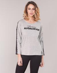 Υφασμάτινα Γυναίκα Μπλούζες Kaporal BURO Grey