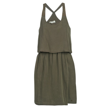 Υφασμάτινα Γυναίκα Κοντά Φορέματα Kaporal FIXE Kaki