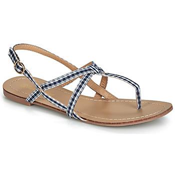 Παπούτσια Γυναίκα Σανδάλια / Πέδιλα Moony Mood JEKERINE Μπλέ
