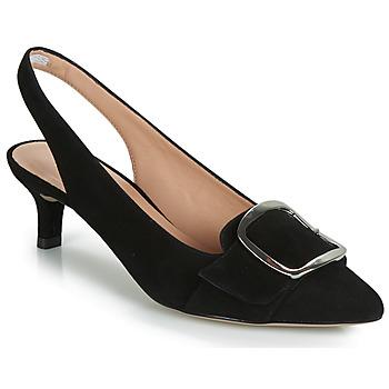 Παπούτσια Γυναίκα Γόβες Unisa JALIS Black