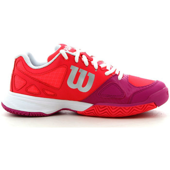 Παπούτσια Παιδί Sport Indoor Wilson Rush Pro Jr Red