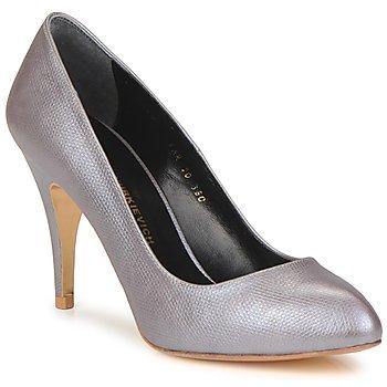 Παπούτσια Γυναίκα Γόβες Gaspard Yurkievich E10-VAR6 Violet / Pale / Μεταλικό
