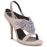 Παπούτσια Γυναίκα Σανδάλια / Πέδιλα Gaspard Yurkievich T4 VAR6 Beige