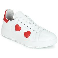 Παπούτσια Γυναίκα Χαμηλά Sneakers Yurban JIBOUILLE Άσπρο