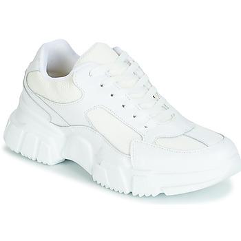 Παπούτσια Γυναίκα Χαμηλά Sneakers Yurban JILIBELLE Άσπρο