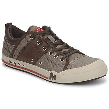 Παπούτσια Άνδρας Χαμηλά Sneakers Merrell RANT Brown
