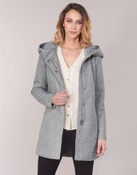 Υφασμάτινα Γυναίκα Παλτό Vero Moda VMVERODONA Grey