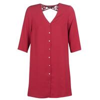 Υφασμάτινα Γυναίκα Κοντά Φορέματα Vero Moda VMRICKY Bordeaux