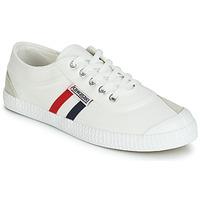 Παπούτσια Χαμηλά Sneakers Kawasaki RETRO Άσπρο