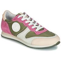 Παπούτσια Γυναίκα Χαμηλά Sneakers Pataugas IDOL/MIX Kaki / Violet / Beige