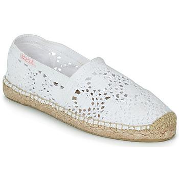 Παπούτσια Γυναίκα Εσπαντρίγια Banana Moon NIWI Άσπρο