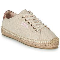 Παπούτσια Γυναίκα Χαμηλά Sneakers Banana Moon PACEY Beige