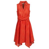 Υφασμάτινα Γυναίκα Κοντά Φορέματα Derhy EMBARCATION Red