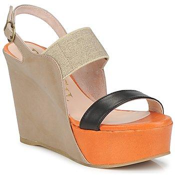 Παπούτσια Γυναίκα Σανδάλια / Πέδιλα Paco Gil RITMO OULA Multicolore