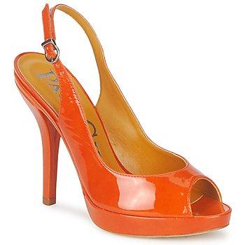 Παπούτσια Γυναίκα Σανδάλια / Πέδιλα Paco Gil STAR FIZO Orange