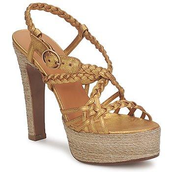 Παπούτσια Γυναίκα Σανδάλια / Πέδιλα Michel Perry 12716 Dor