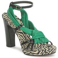 Παπούτσια Γυναίκα Σανδάλια / Πέδιλα Michel Perry 12709 Emeraude