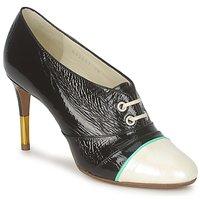 Παπούτσια Γυναίκα Χαμηλές Μπότες Michel Perry 12691 Nacre-nero